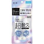 Lion Ban Platinum Роликовый дезодорант-антиперспирант, аромат мыла, 40 мл