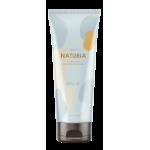 NATURIA Соляной скраб для тела МОЛОЧНЫЙ Creamy Oil Salt Scrub Milk Me, 250 гр