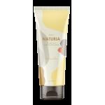 NATURIA Соляной скраб для тела ВАНИЛЬ Creamy Oil Salt Scrub So Vanilla, 250 гр