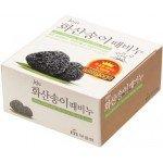 MUKUNGHWA Jeju Volcanic Scoria Body Soap Скраб-мыло для тела с вулканической солью, 100 г