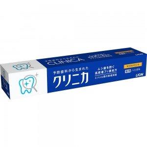 """Lion """"Clinica Mild Mint"""" Премиум Зубная паста комплексного действия  с легким ароматом мяты (коробка) 130 г"""