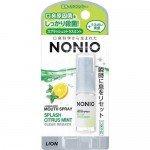 """LION Спрей """"Nonio"""" для свежего дыхания и предотвращения неприятного запаха изо рта (аромат цитрусовых и мяты),5 мл"""